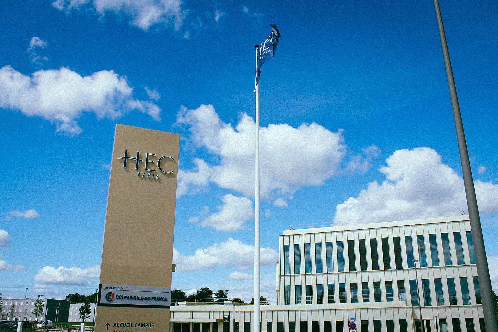 Des étudiant•e•s de HEC réclament une direction plus écolo