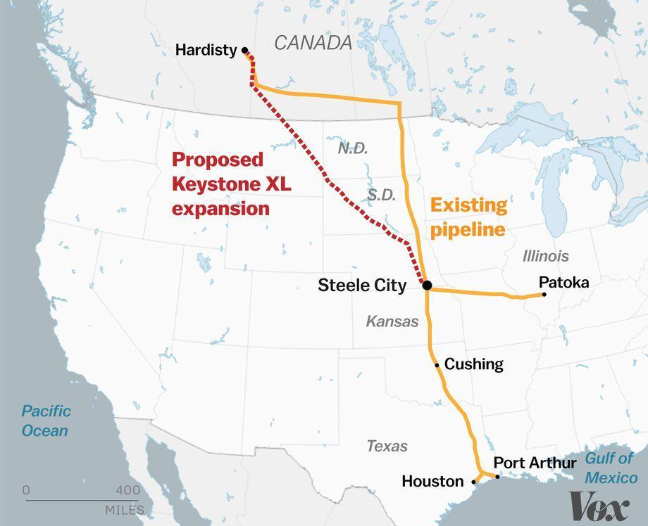 Joe Biden prévoit d'abandonner le méga projet de pipeline Keystone XL