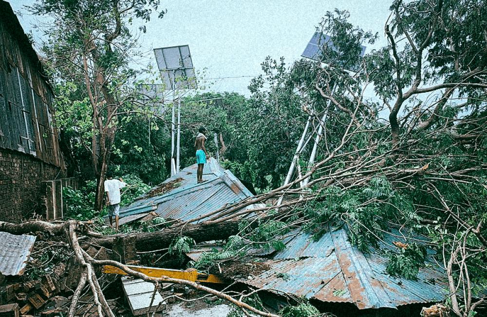 Les catastrophes climatiques sont de plus en plus coûteuses