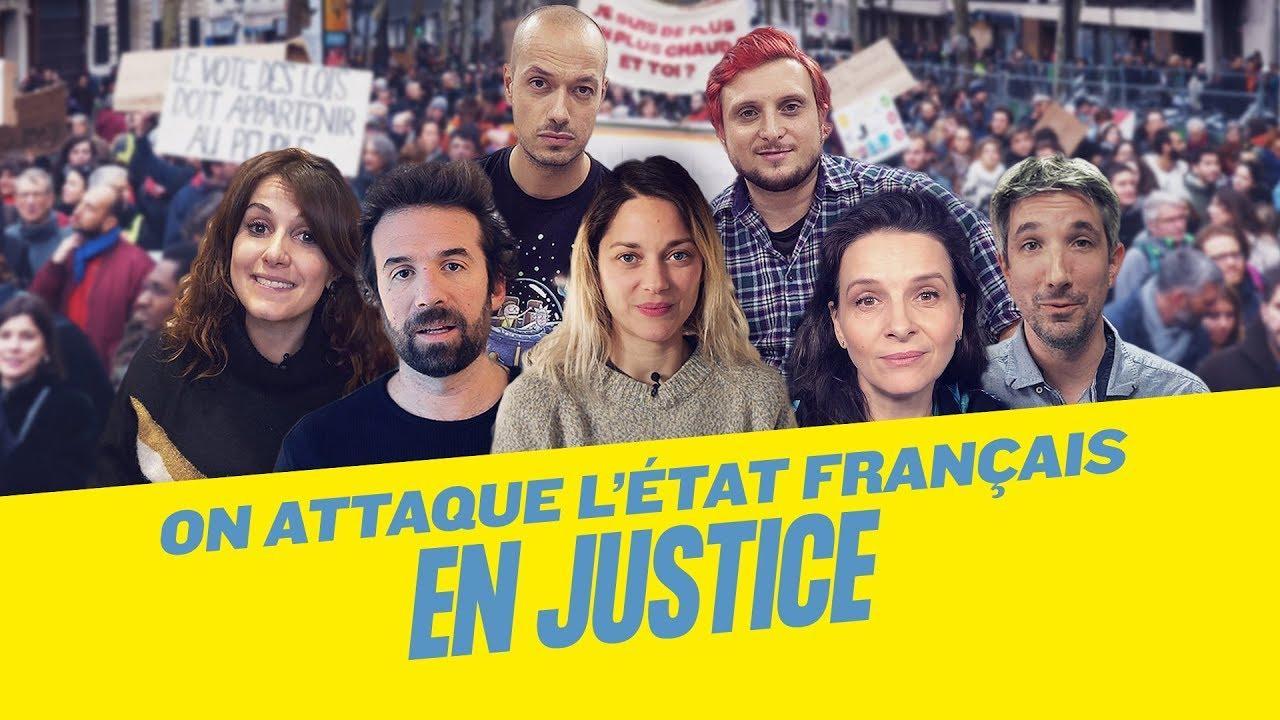 «Affaire du siècle» : l'Etat français jugé pour son inaction climatique