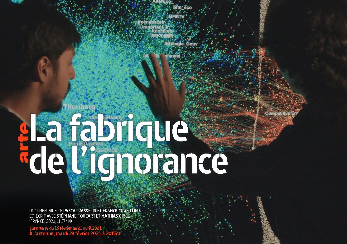 ► Le docu : La fabrique de l'ignorance