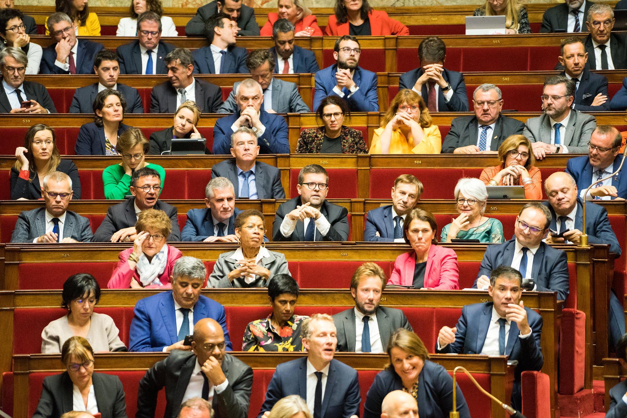 Les députés entendent (beaucoup) plus les grosses firmes que les citoyens